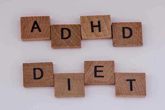 ADHD Child's Diet